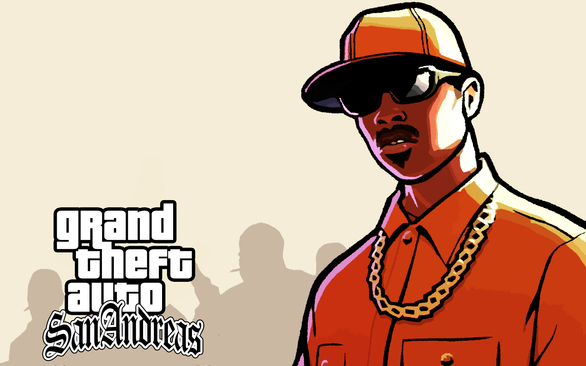 Grand Theft Auto: San Andreas Backgrounds on Wallpapers Vista