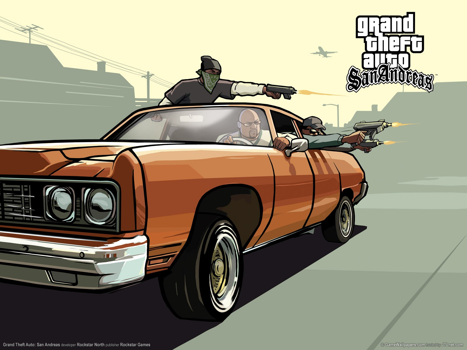 Grand Theft Auto: San Andreas Pics, Video Game Collection