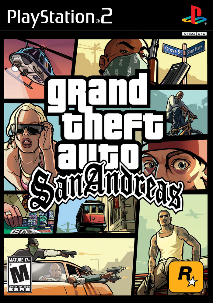 700x997 > Grand Theft Auto: San Andreas Wallpapers