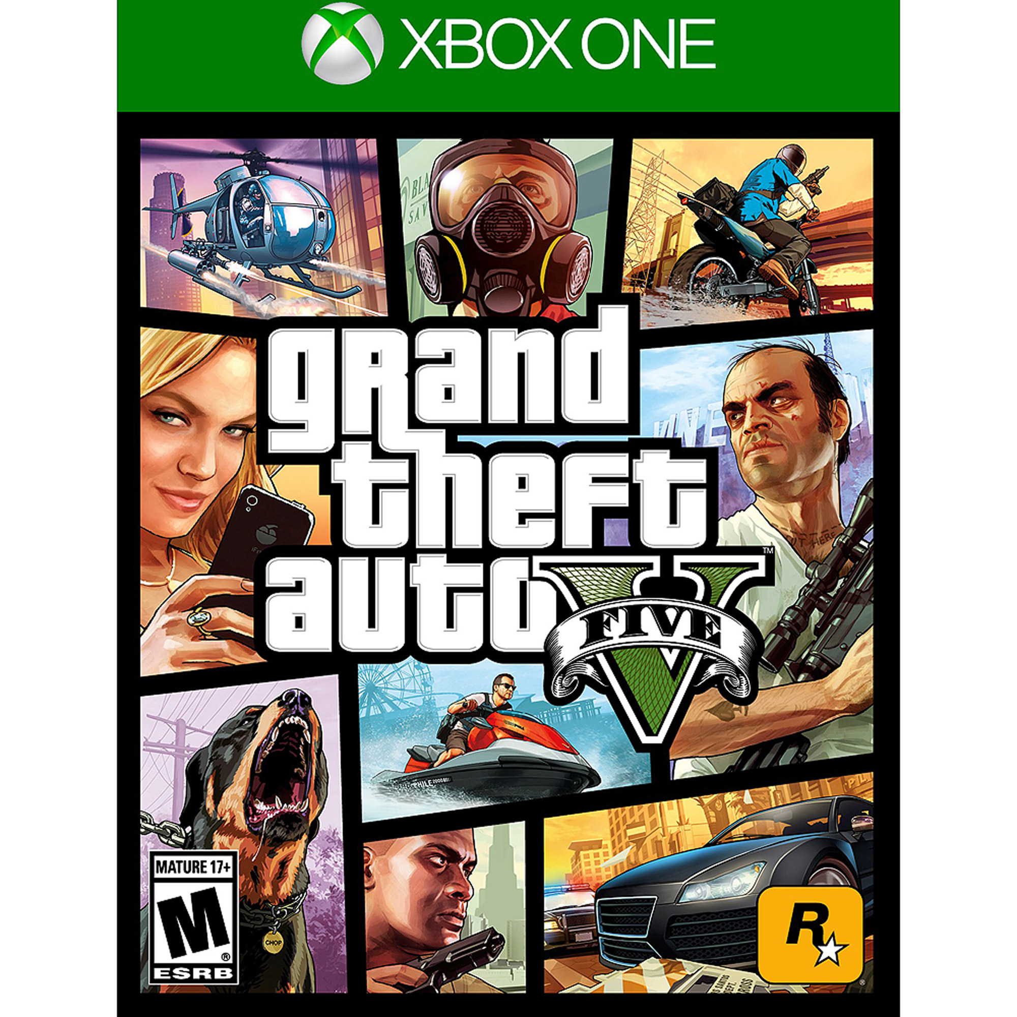Grand Theft Auto Pics, Video Game Collection