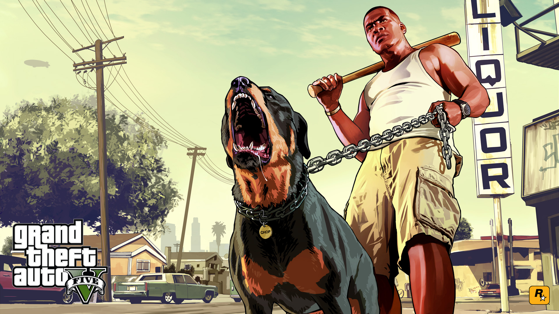 Nice wallpapers Grand Theft Auto 1920x1080px