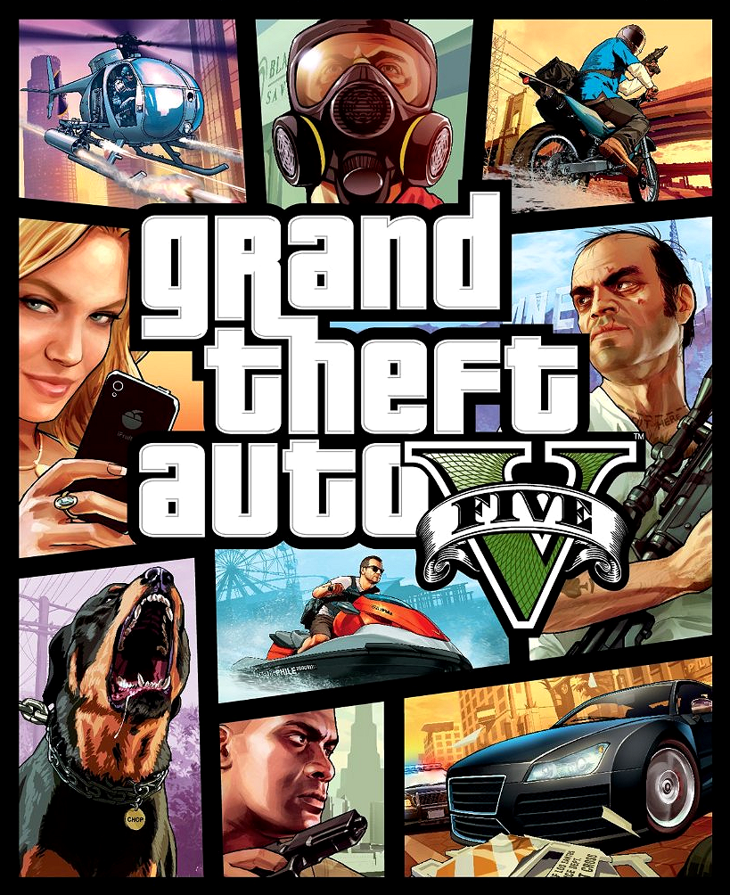 Grand Theft Auto High Quality Background on Wallpapers Vista