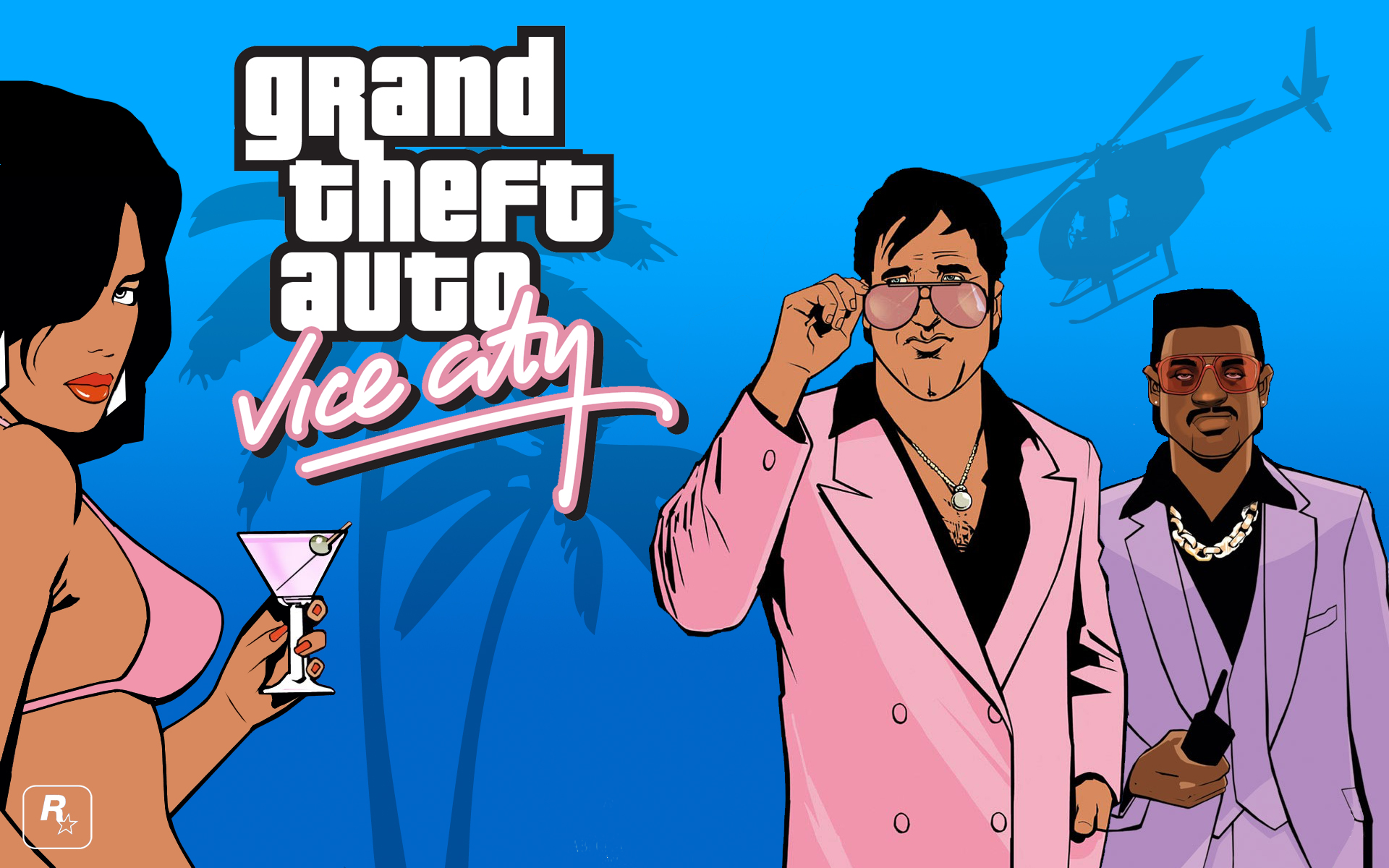 HD Quality Wallpaper | Collection: Video Game, 1920x1200 Grand Theft Auto: Vice City