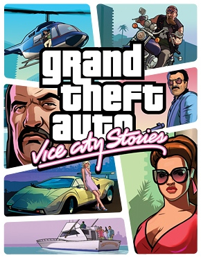 290x372 > Grand Theft Auto: Vice City Wallpapers