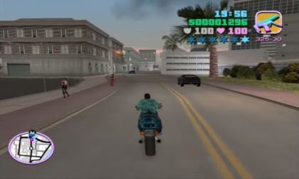 Nice wallpapers Grand Theft Auto: Vice City 420x251px