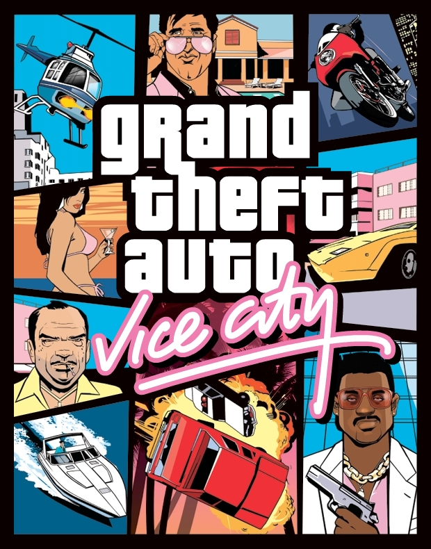 Amazing Grand Theft Auto: Vice City Pictures & Backgrounds