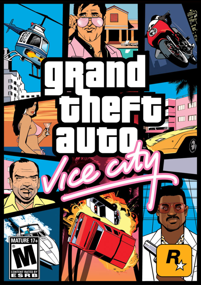 Grand Theft Auto: Vice City High Quality Background on Wallpapers Vista