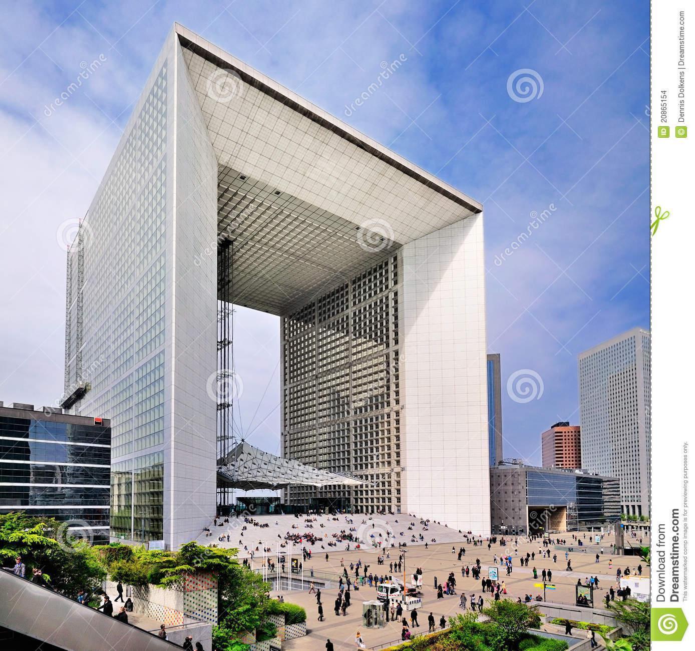 Amazing Grande Arche Pictures & Backgrounds