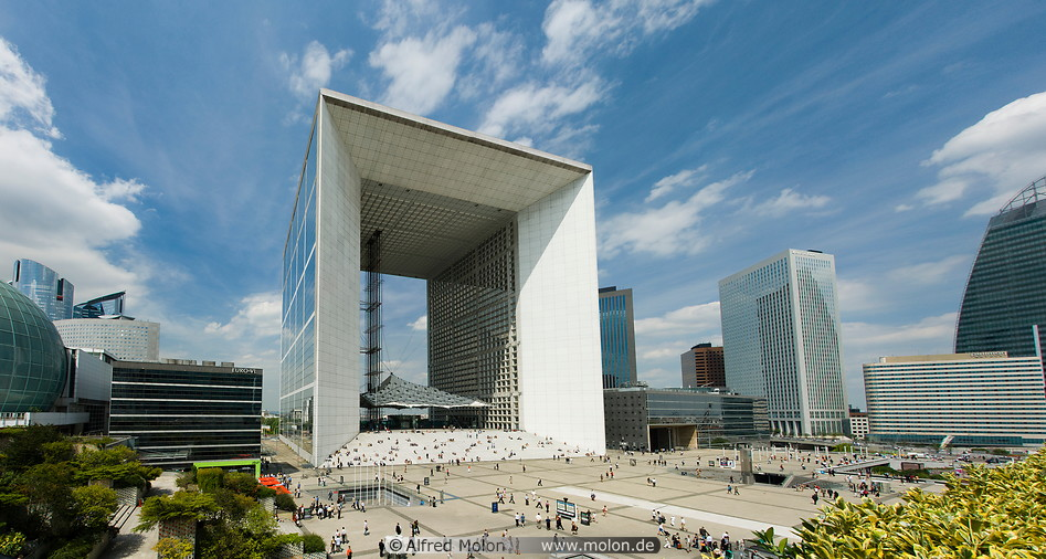 Images of Grande Arche | 947x506