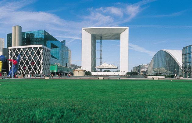 Grande Arche High Quality Background on Wallpapers Vista