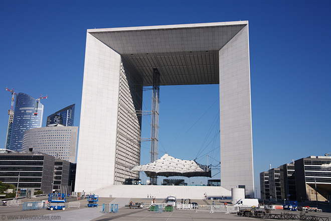 HD Quality Wallpaper | Collection: Man Made, 660x440 Grande Arche