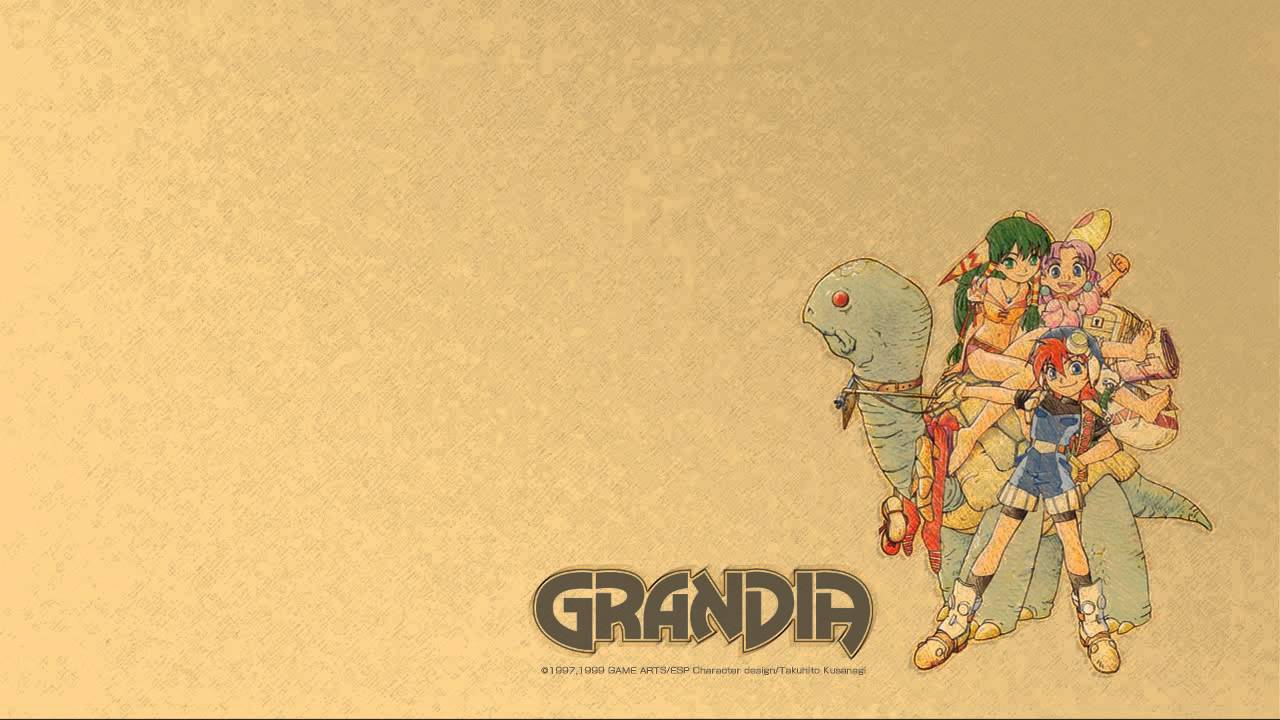 Amazing Grandia Pictures & Backgrounds