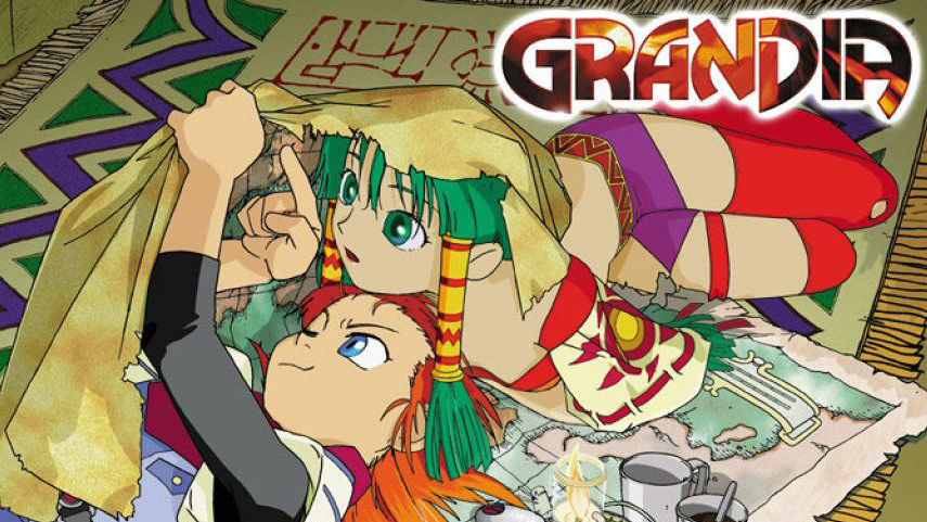 Grandia Pics, Video Game Collection