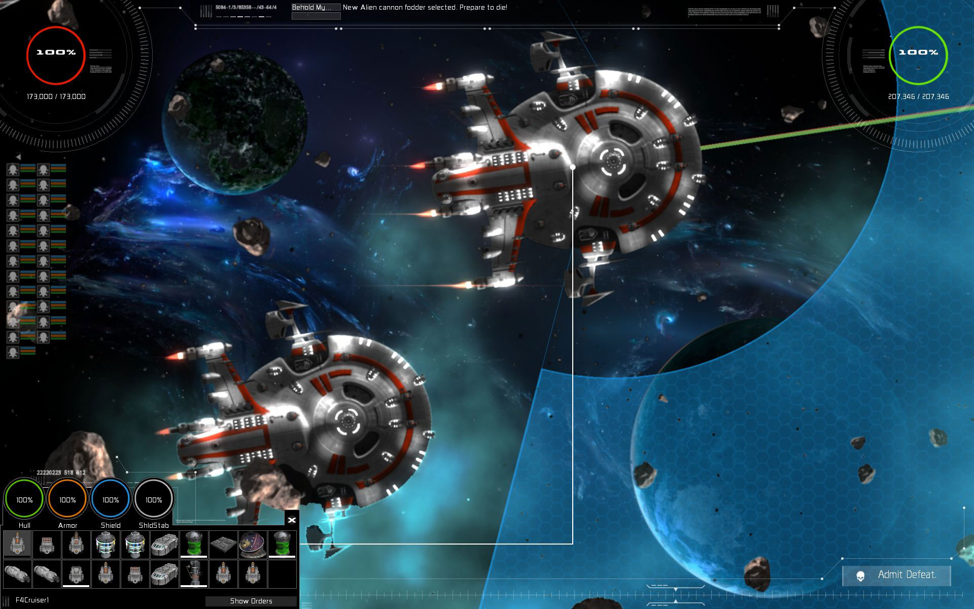 Gratuitous Space Battles Backgrounds on Wallpapers Vista