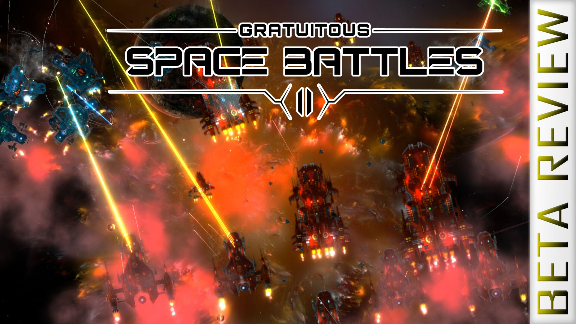 HQ Gratuitous Space Battles 2 Wallpapers | File 253.44Kb