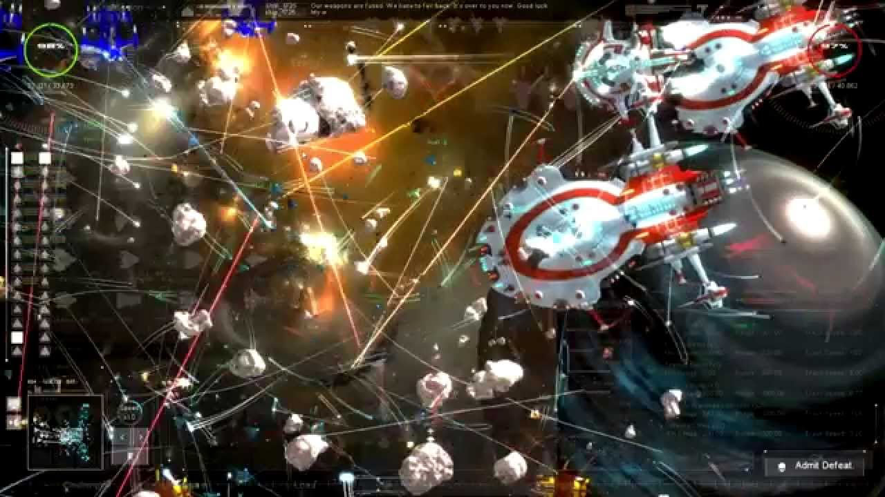 Gratuitous Space Battles 2 Backgrounds, Compatible - PC, Mobile, Gadgets| 1280x720 px