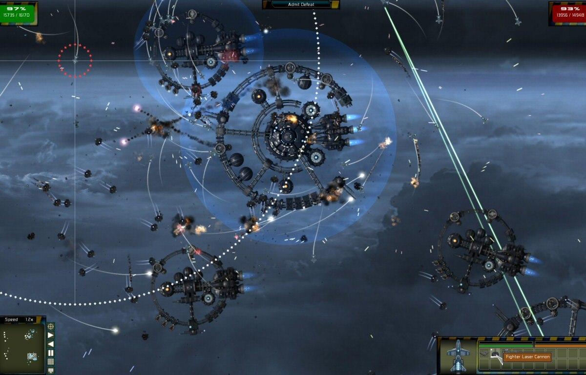 Amazing Gratuitous Space Battles Pictures & Backgrounds
