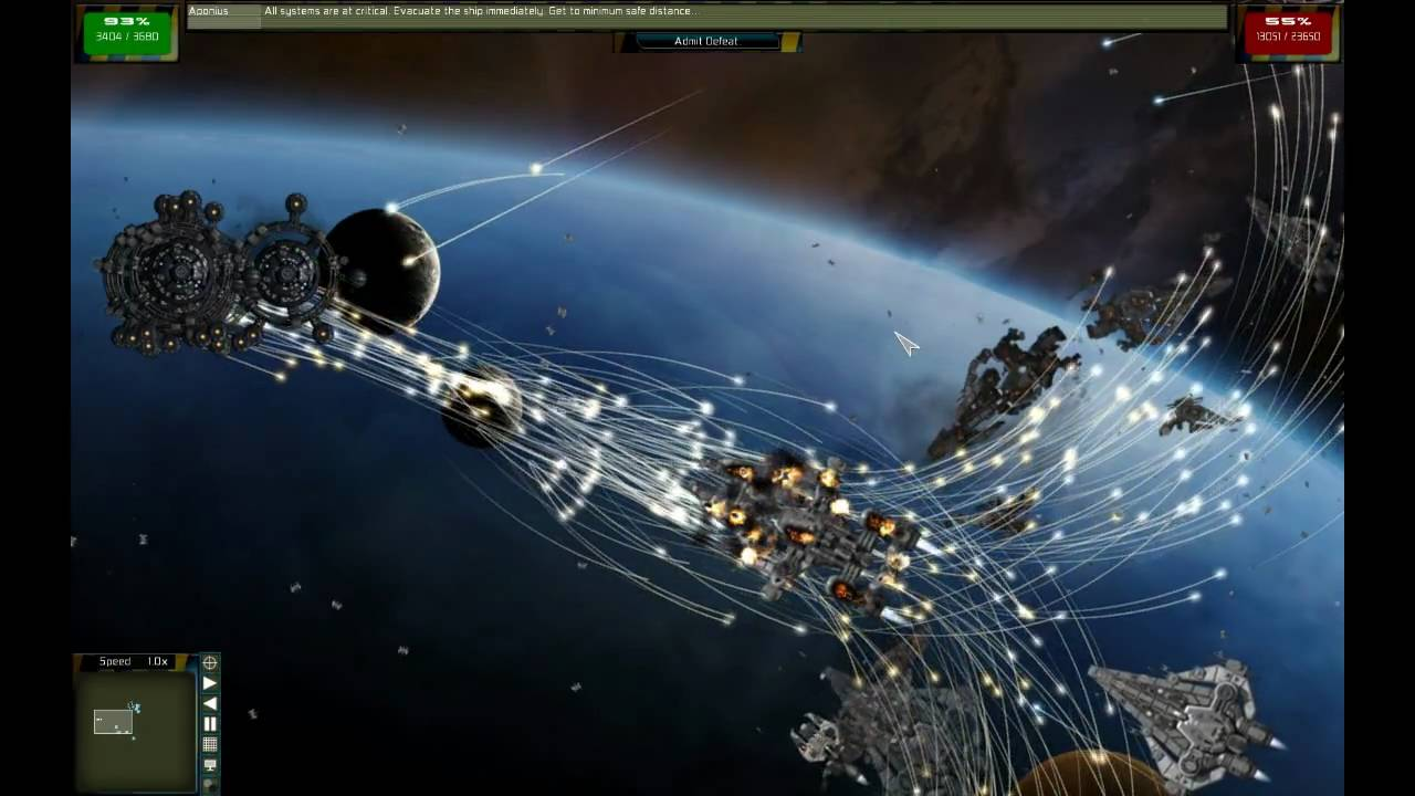 Gratuitous Space Battles Pics, Video Game Collection