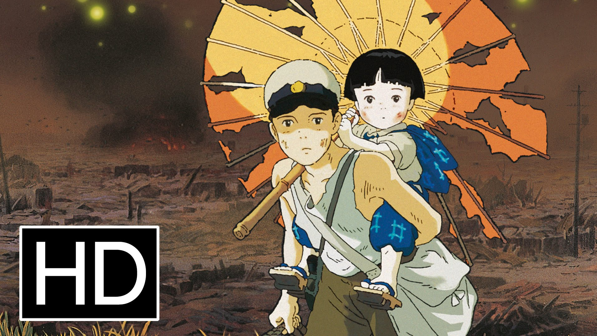 Grave Of The Fireflies Wallpapers Movie Hq Grave Of The Fireflies