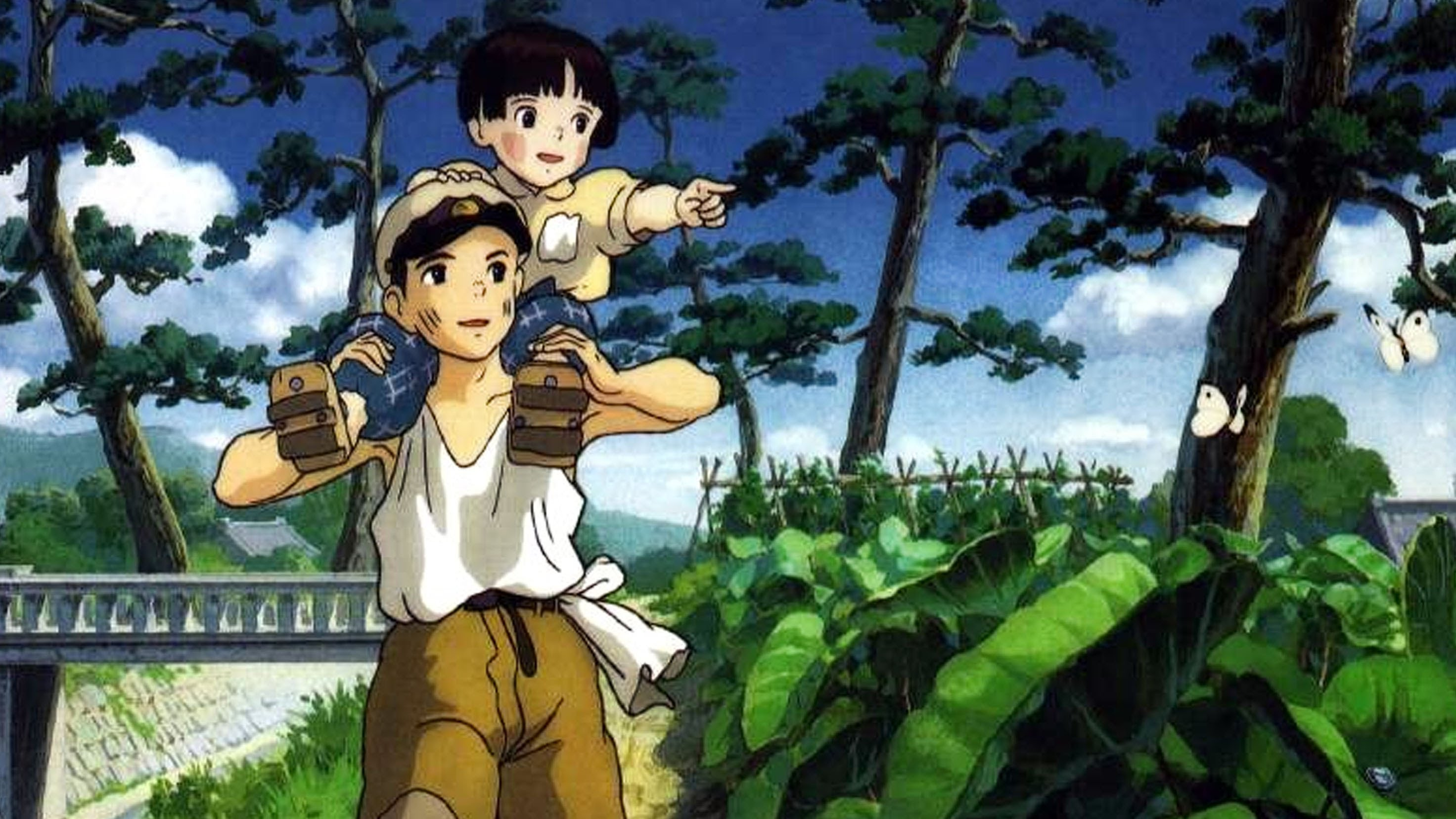 Grave Of The Fireflies Wallpapers Movie Hq Grave Of The