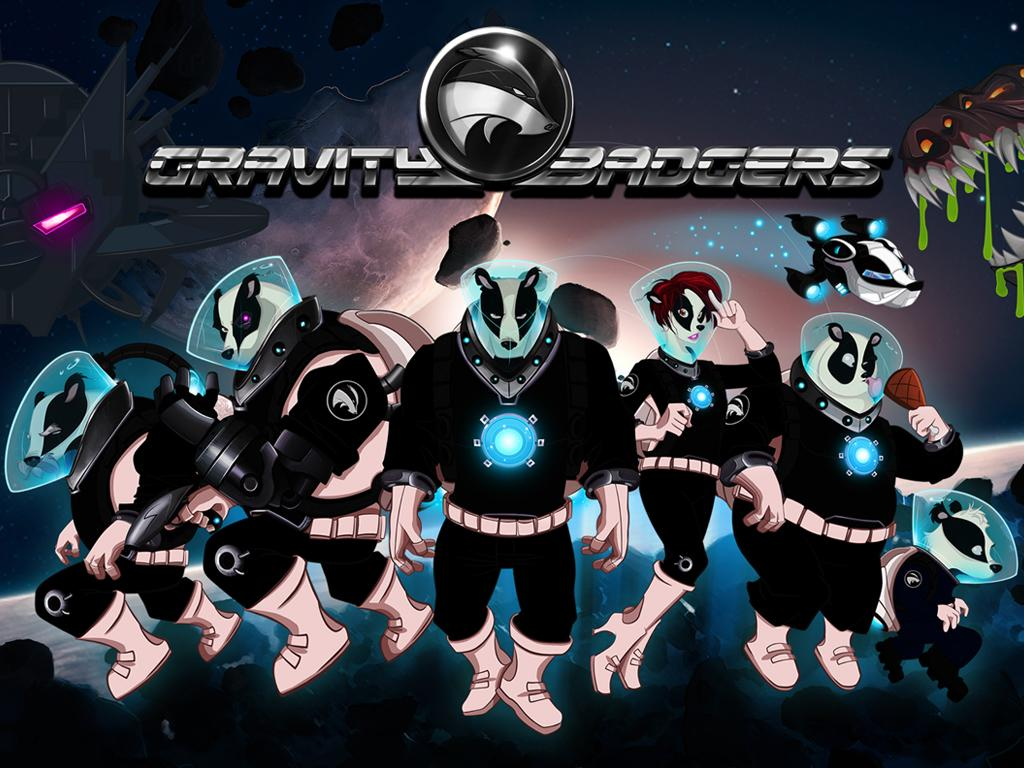 Gravity Badgers HD wallpapers, Desktop wallpaper - most viewed