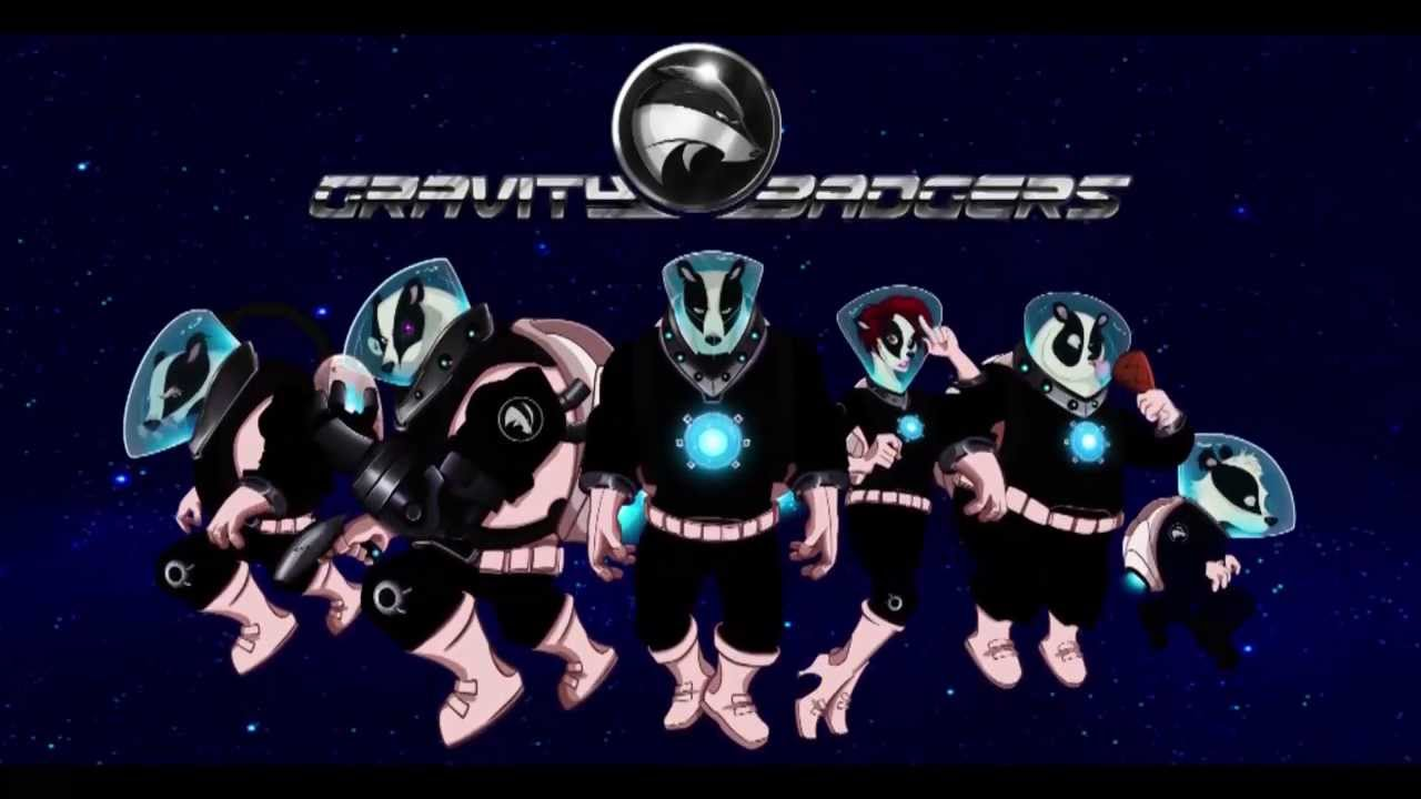 Gravity Badgers #9