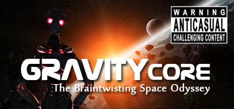 Gravity Core - Braintwisting Space Odyssey Backgrounds, Compatible - PC, Mobile, Gadgets| 460x215 px