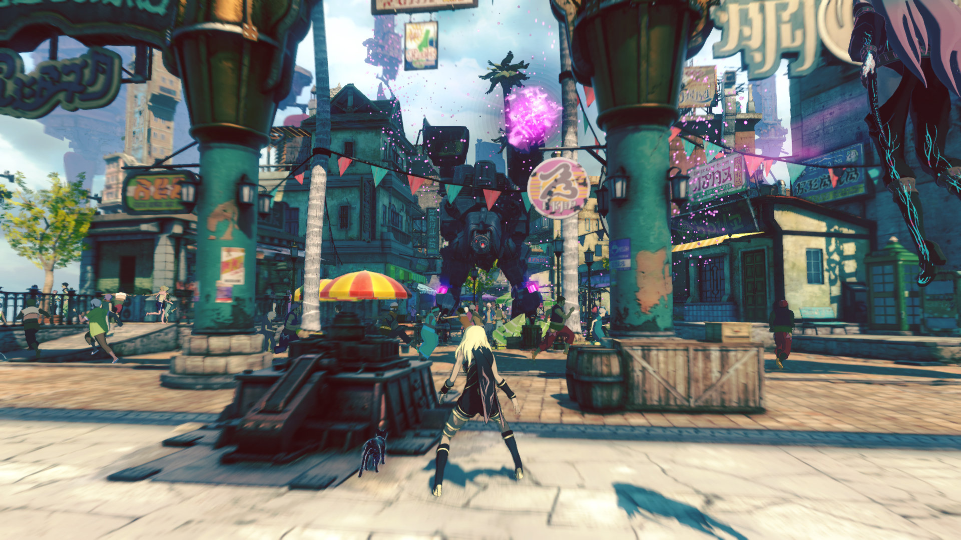 Images of Gravity Rush 2 | 1920x1080
