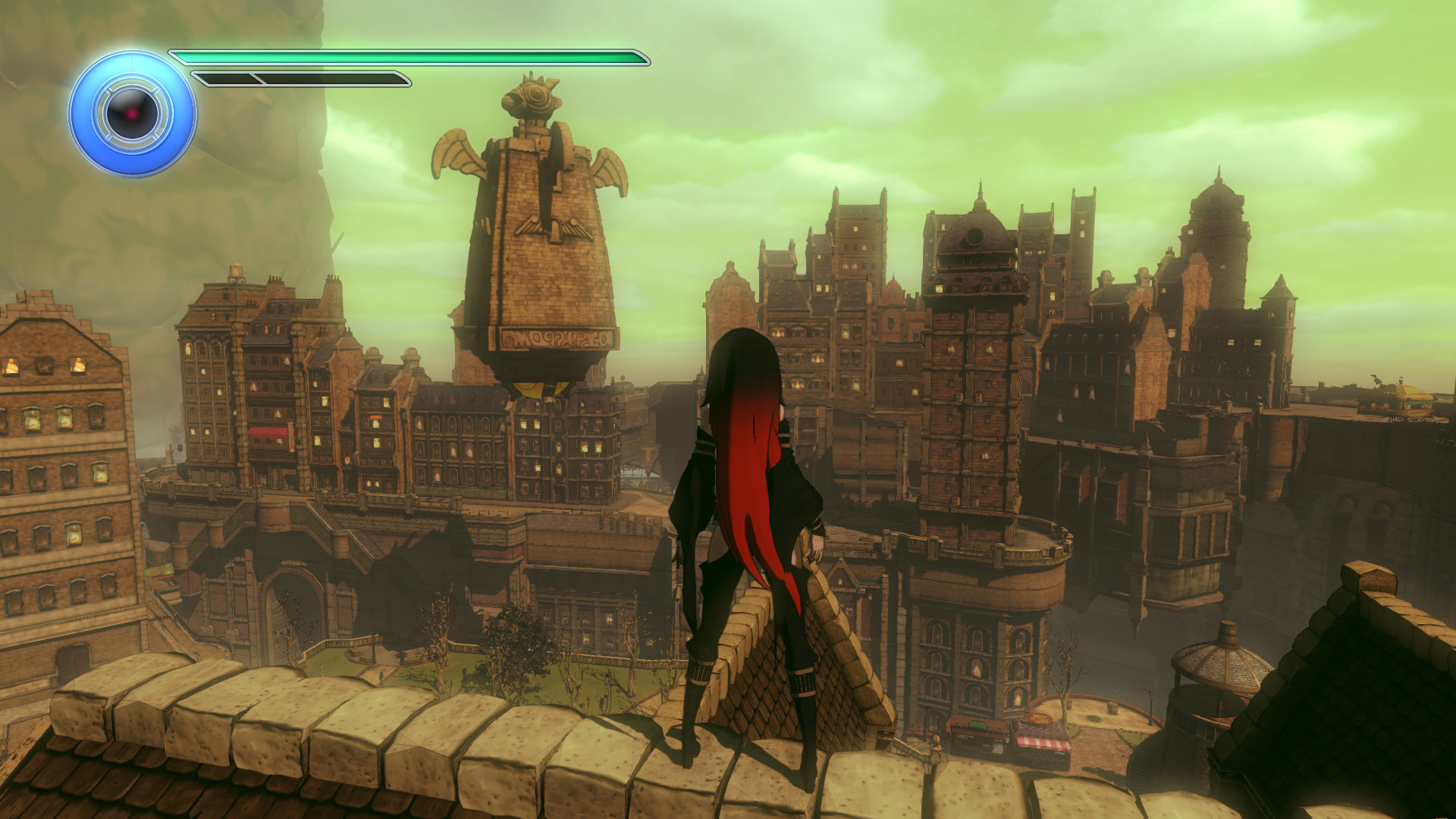 Gravity Rush 2 Backgrounds on Wallpapers Vista
