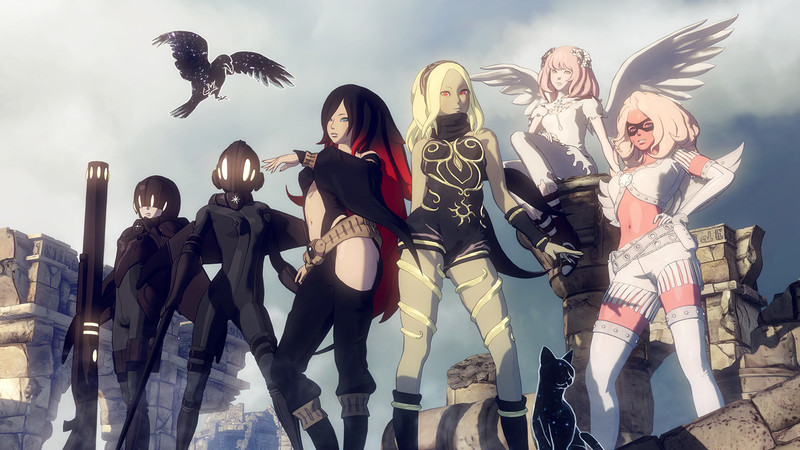 Images of Gravity Rush 2 | 800x450