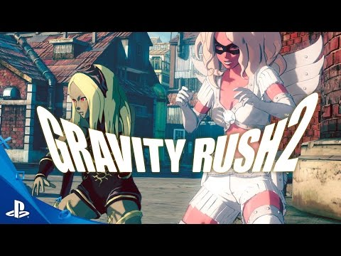 Amazing Gravity Rush 2 Pictures & Backgrounds