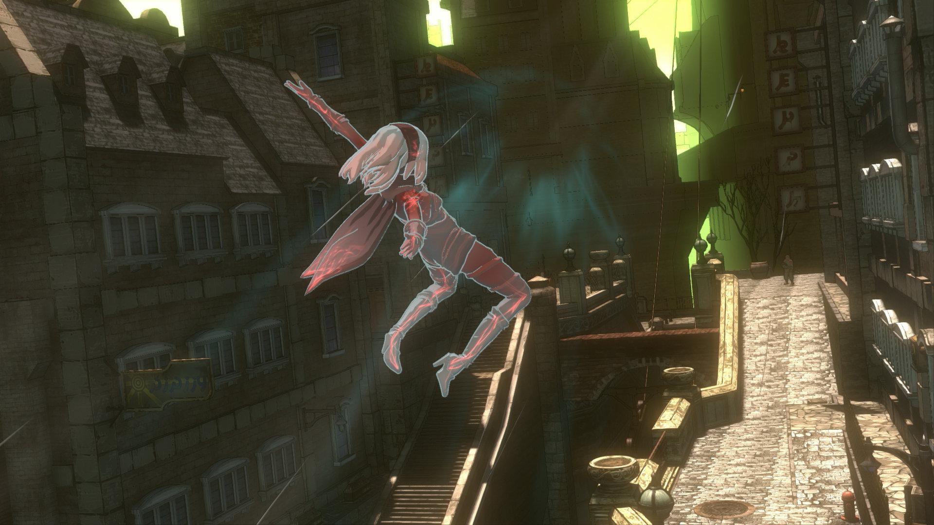Gravity Rush #13
