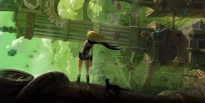 Amazing Gravity Rush Pictures & Backgrounds