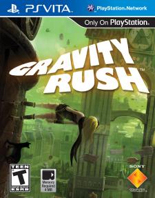 Gravity Rush #7