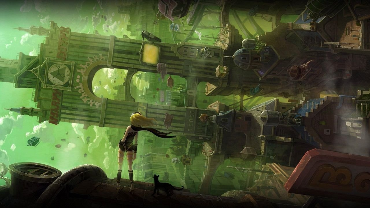 Gravity Rush High Quality Background on Wallpapers Vista