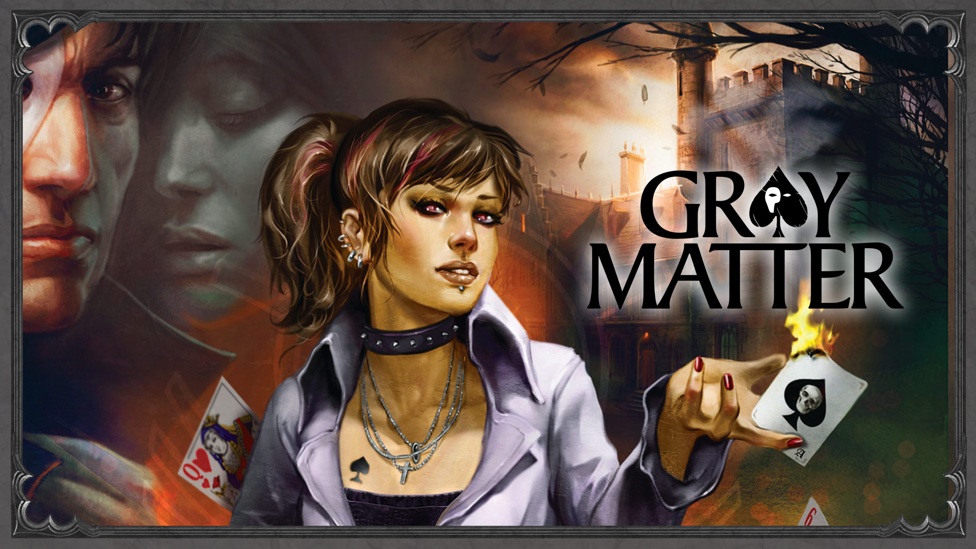 Gray Matter Backgrounds, Compatible - PC, Mobile, Gadgets| 1920x1080 px