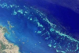 Nice Images Collection: Great Barrier Reef Desktop Wallpapers