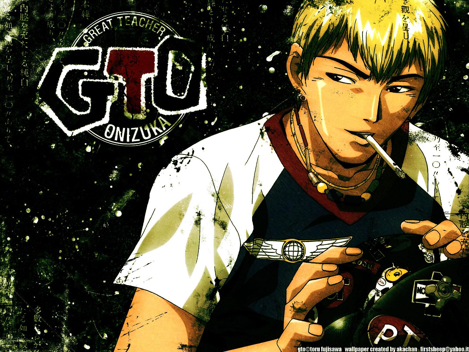 Great Teacher Onizuka Backgrounds, Compatible - PC, Mobile, Gadgets| 1600x1200 px