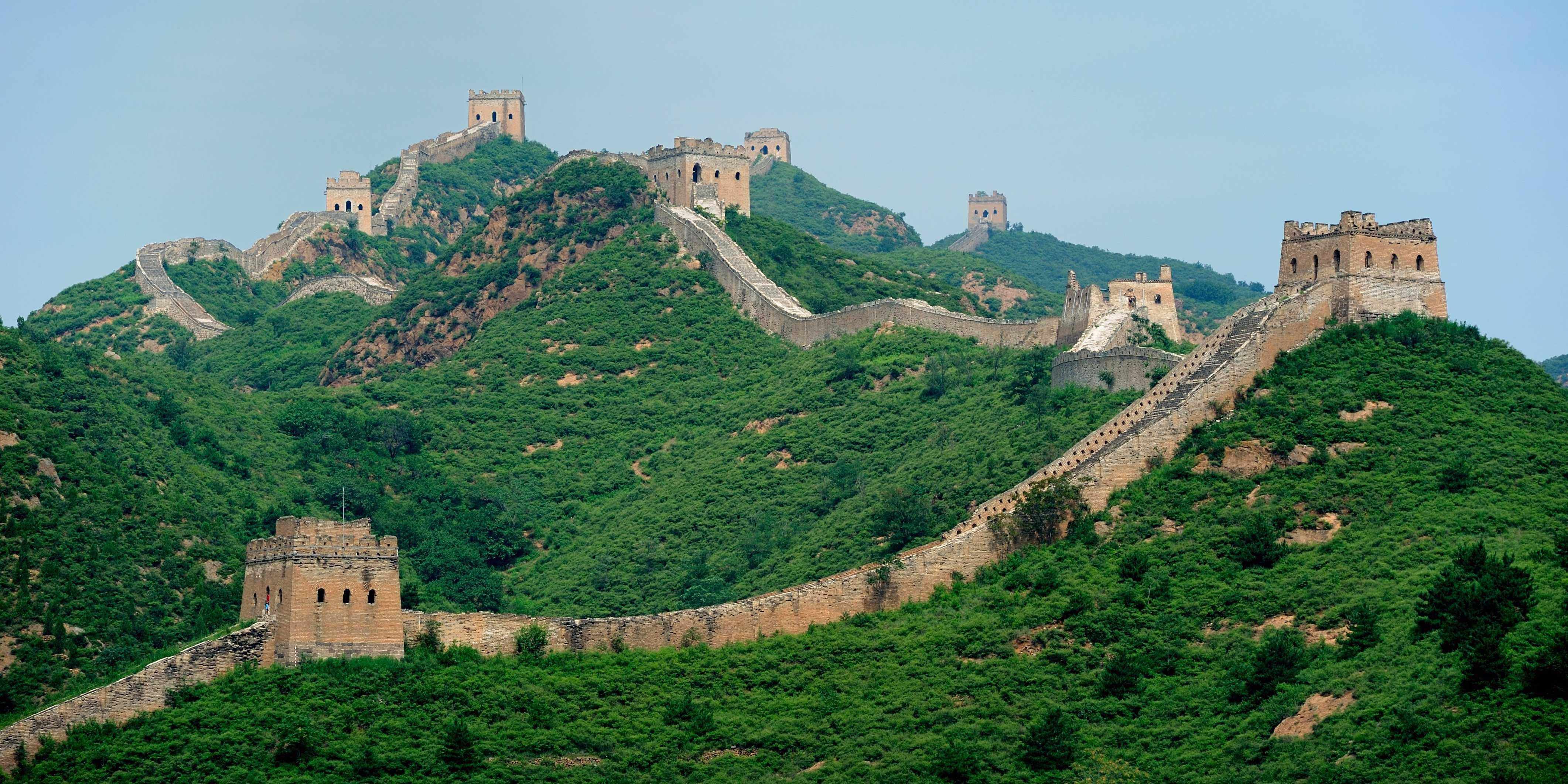 Great Wall Of China Wallpapers Man Made Hq Great Wall Of China