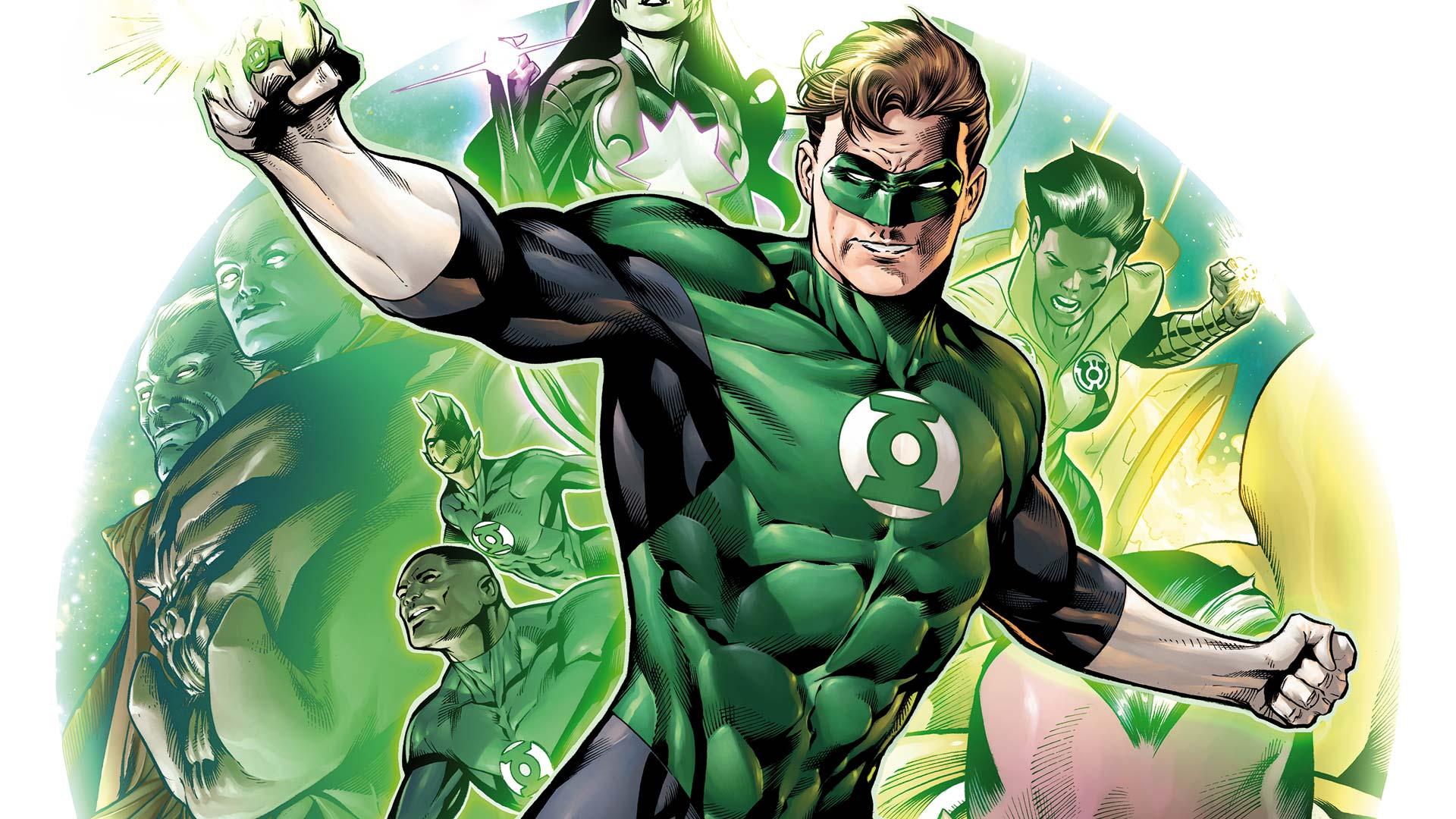 High Resolution Wallpaper | Green Lantern 1920x1080 px