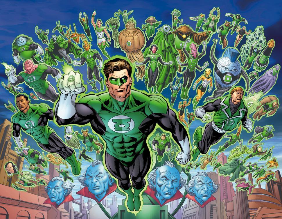 Green Lantern Corps wallpapers, Comics, HQ Green Lantern Corps ...