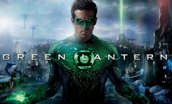 High Resolution Wallpaper   Green Lantern 590x359 px