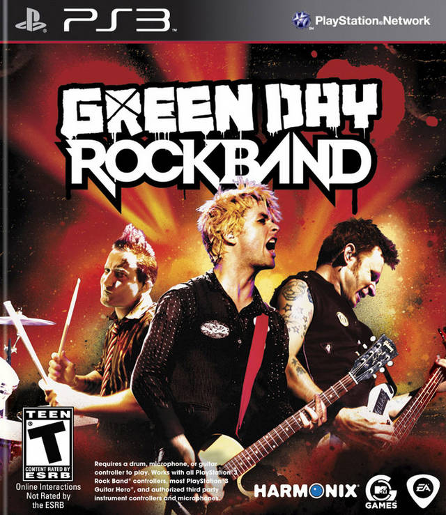 Amazing Greenday Rockband Pictures & Backgrounds
