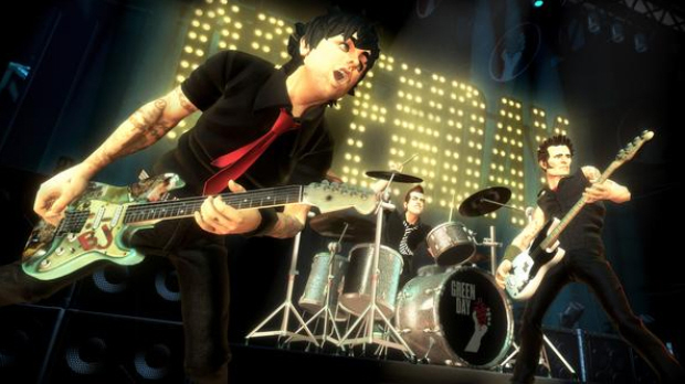 HD Quality Wallpaper | Collection: Video Game, 620x348 Greenday Rockband
