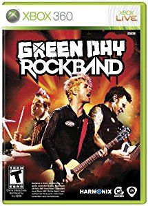 Greenday Rockband Pics, Video Game Collection