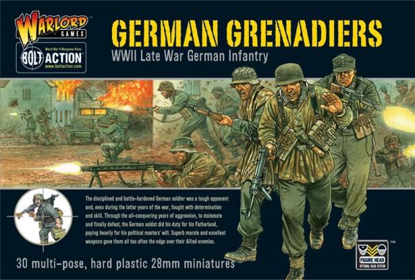 Nice wallpapers Grenadier 600x405px