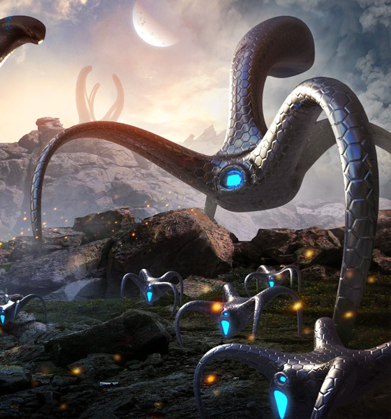 HQ Grey Goo Wallpapers | File 171.6Kb