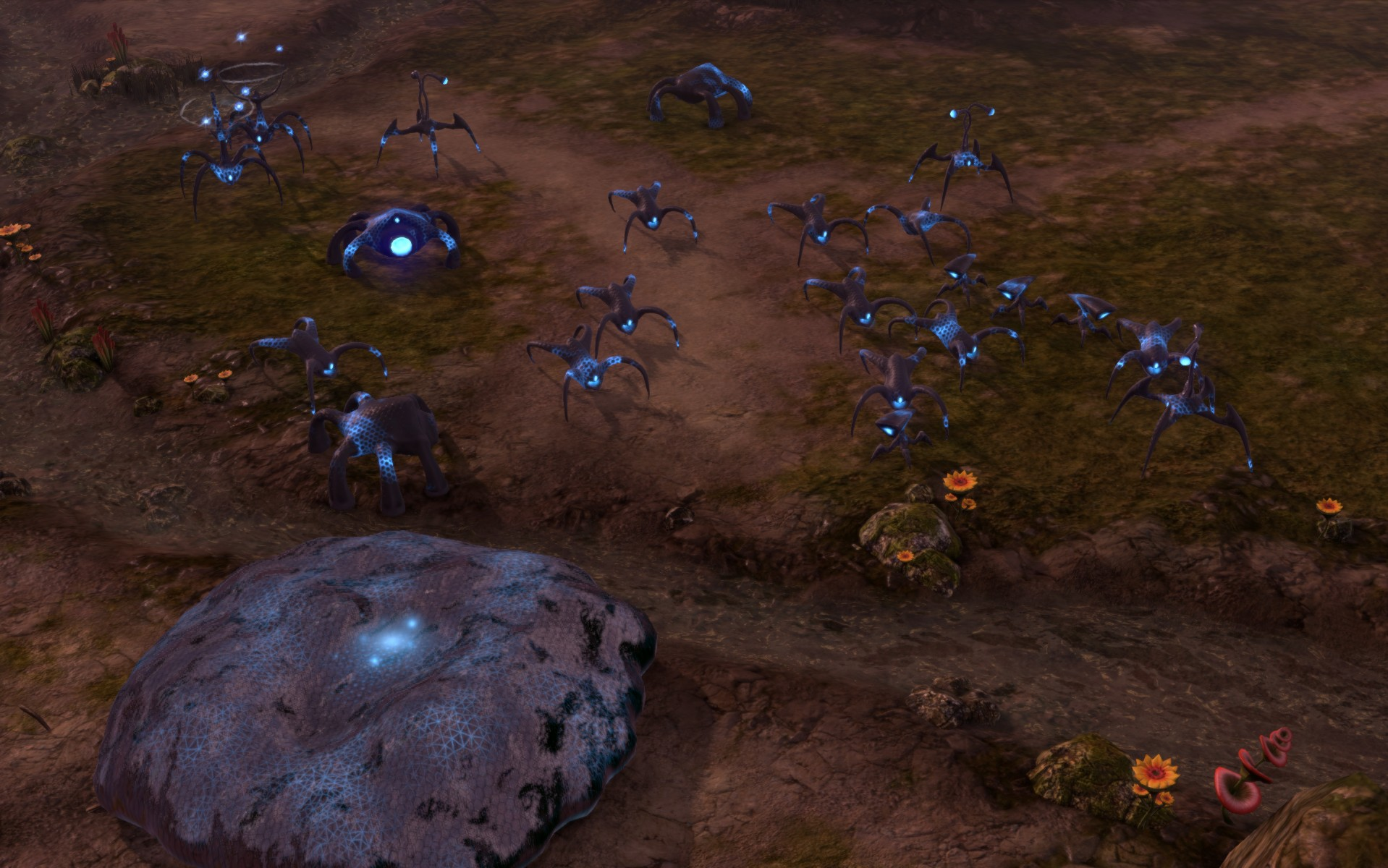 Nice Images Collection: Grey Goo Desktop Wallpapers