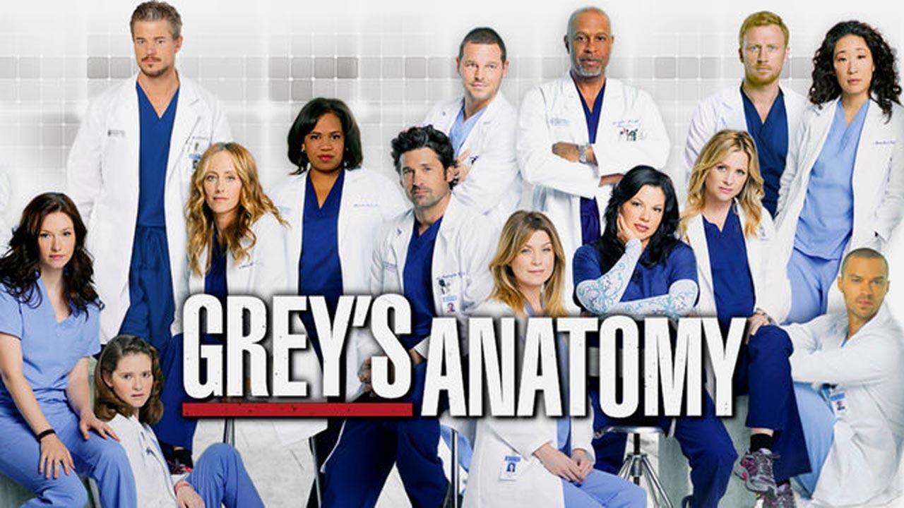 Greys Anatomy Wallpapers Tv Show Hq Greys Anatomy