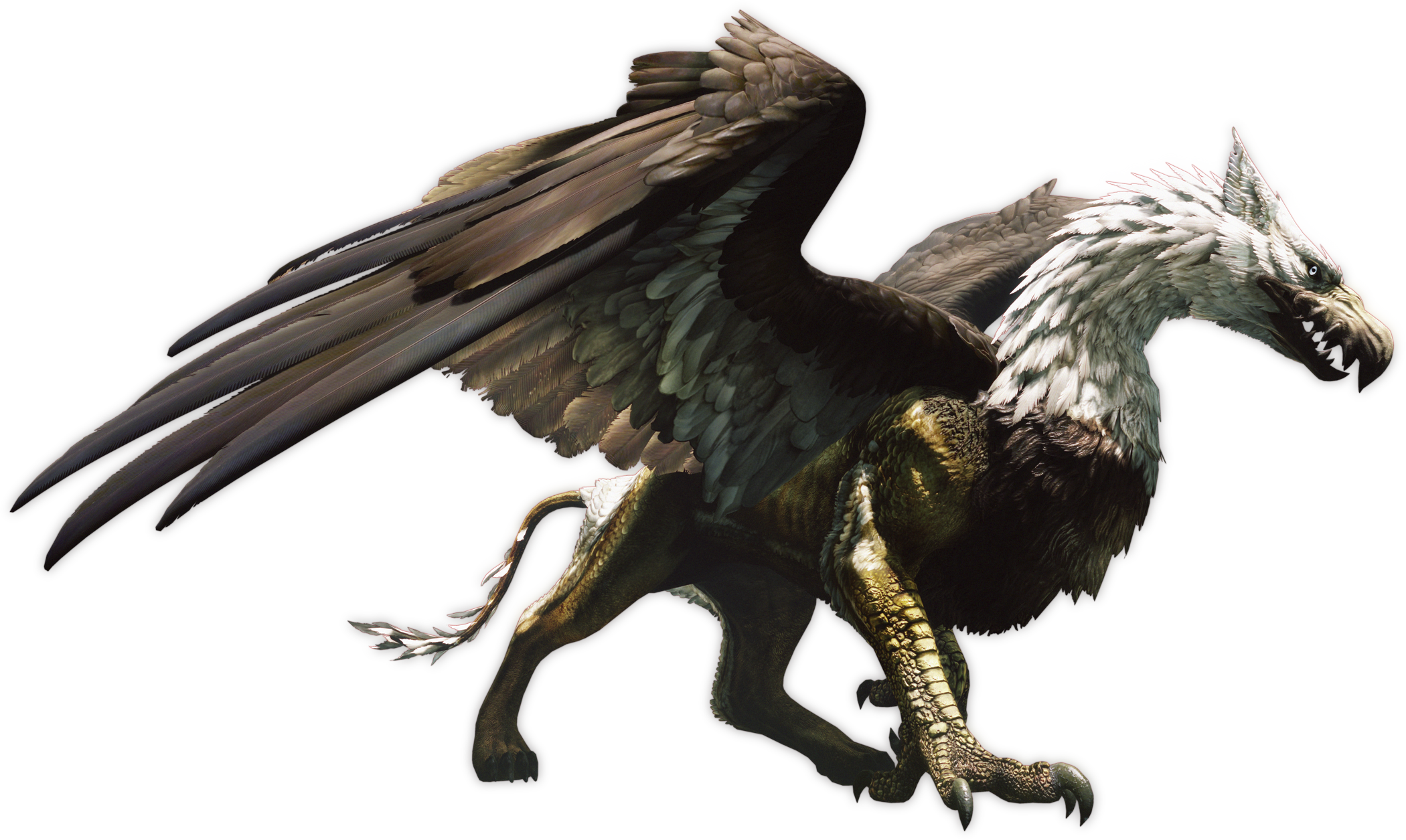 HD Quality Wallpaper | Collection: Fantasy, 2100x1255 Griffin